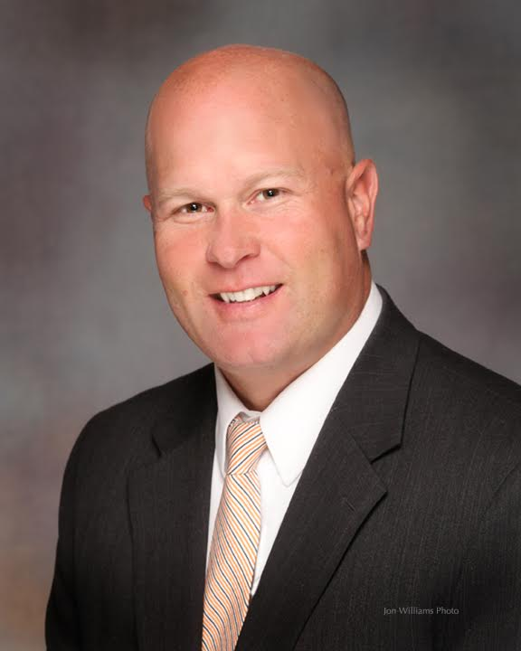 Luke Rasmussen, Ogden High School principal